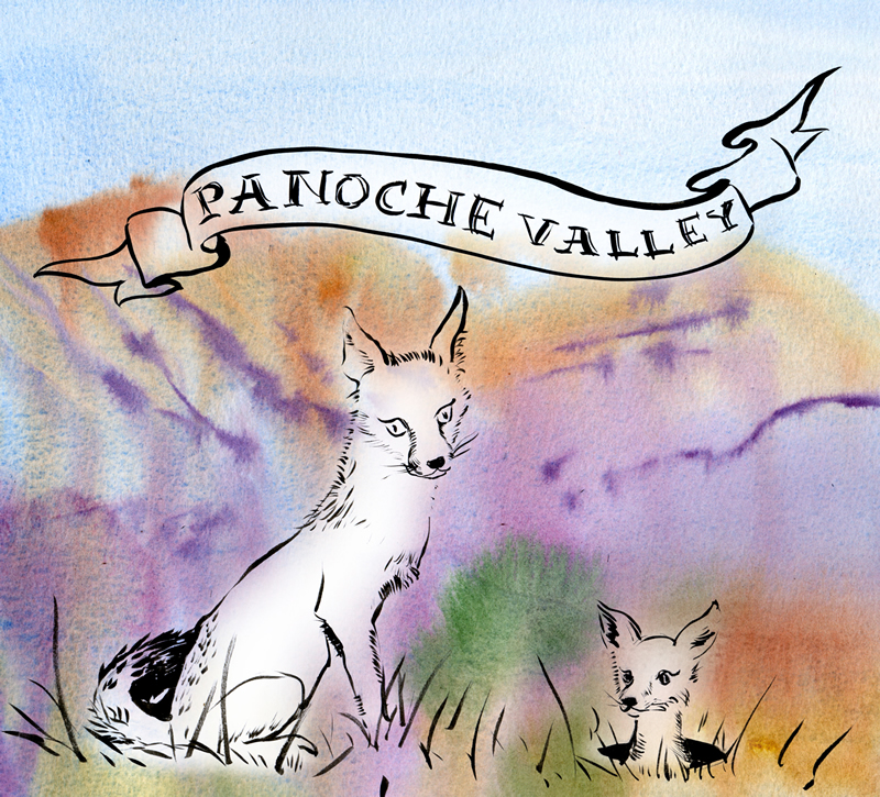 """Panoche Valley"" for Sierra Club"