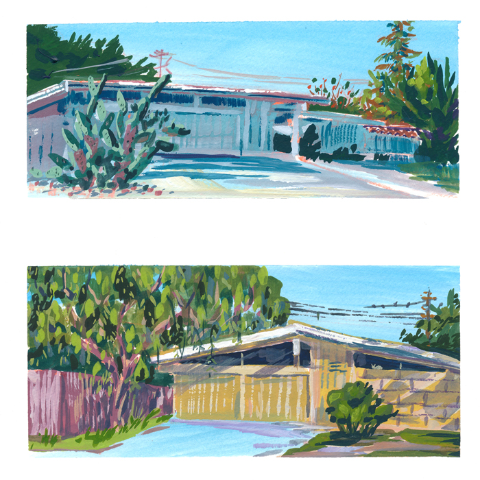 Palo Alto - Eichler Houses, Greenmeadow